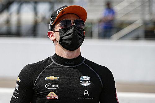 O'Ward lidera primer test en Laguna Seca en regreso de Montoya