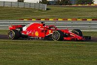 Ferrari, F2 sürücüleriyle Fiorano'da test yapıyor