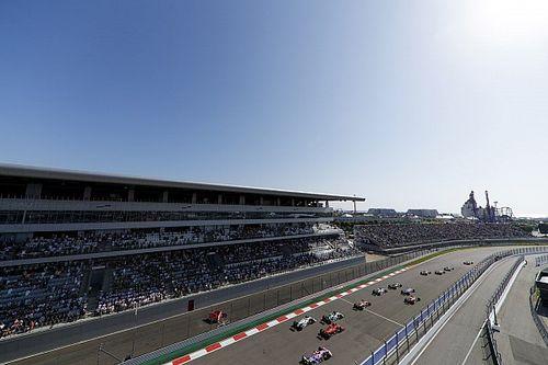 Estado del campeonato después del GP de Rusia F1