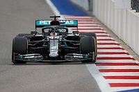 Hamilton avoids penalty for Turn 2 rules breach