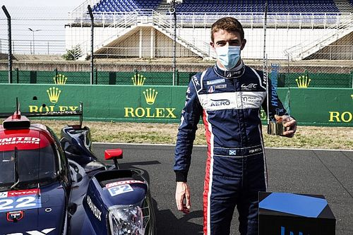 "United Autosports ""not favourites"" despite record LMP2 pace"