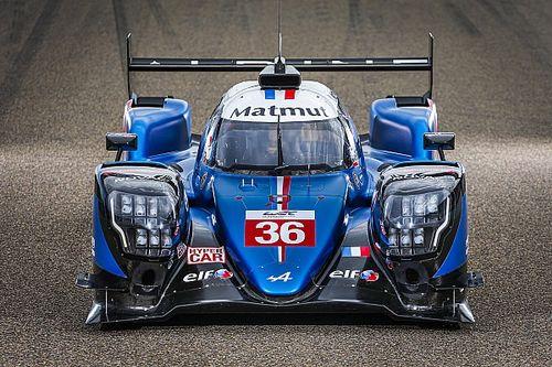 Alpine представила прототип класса LMP1 для Ле-Мана