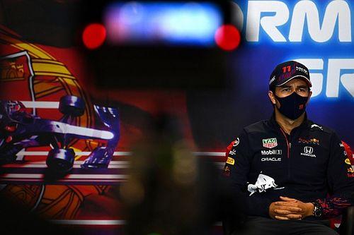 """F1: Pérez detona """"covardes"""" que se escondem no anonimato das redes sociais"""