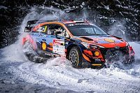 Tanak downplays Arctic Rally chances after warm-up event win