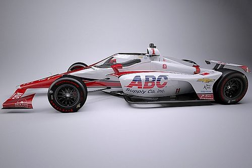 Hildebrand to race Foyt tribute car in Indy 500