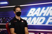 """Grosjean: """"Mutlu olmam için yarışmam gerekiyor!"""""""