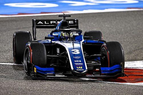 F2: Zhou vence corrida 3 no Bahrein; Drugovich é 9º após punição