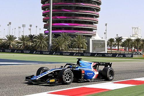 F2サヒール:レース3は周冠宇がポールトゥウィン。佐藤万璃音14位