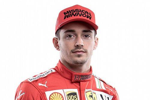"""Leclerc: """"Önemli olan Ferrari'nin kazanması"""""""