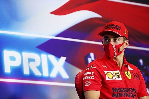 Leclerc ha la tribuna per i suoi tifosi al GP di Monaco