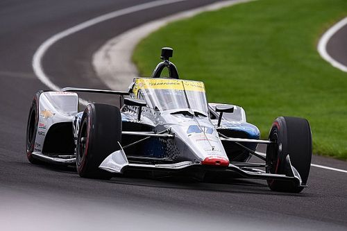 Daly leads first IMS test session, Herta tops no-tow speeds