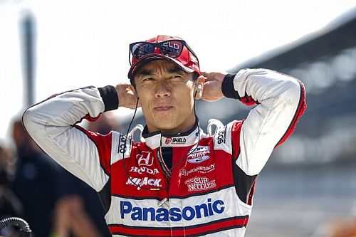 Sato on brink of deal with Dale Coyne Racing for 2022