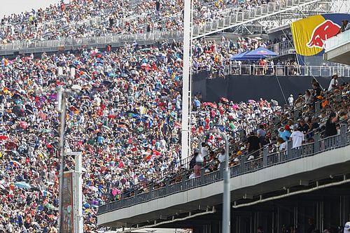 Amerika GP'ye üç gün boyunca 400 bin kişi gelmiş