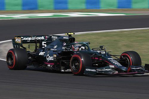 """Vettel: """"Cumartesi günü bu pozisyonlarda yer almak harika olur"""""""