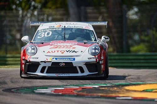 "Carrera Cup Italia, Strignano da ""best lap"" con AB Racing"