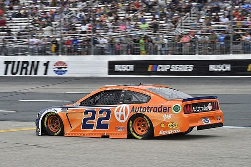 Joey Logano: Throttle issue was 'A straight kick to the gut'