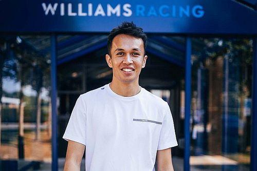 Williams: Albon no implica una conexión con Red Bull