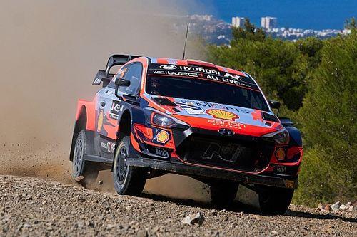 WRC: Sordo e Solberg con la Hyundai al Rally di Spagna