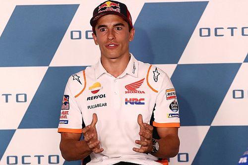 Marc Marquez Terkesan dengan Honda RC213V 2022