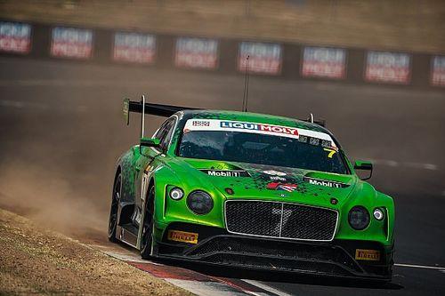 Bentley logra su primera victoria en las 12 horas de Bathurst