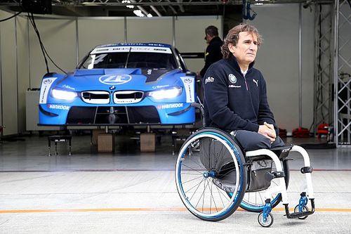 Zanardi's wife offers update on ex-F1 driver's recovery