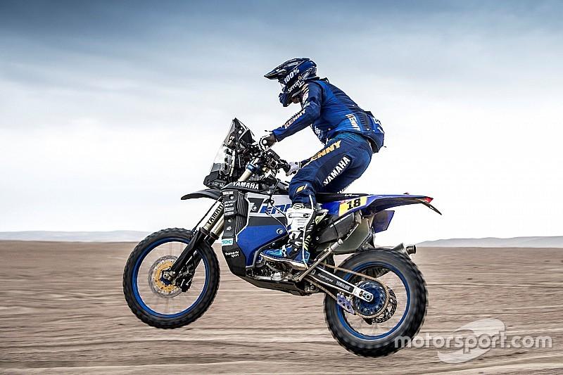 Motos, étape 5 - Une victoire en suspens pour De Soultrait