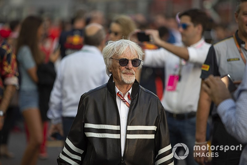 Liberty culpa a Ecclestone de sus problemas con el calendario de F1
