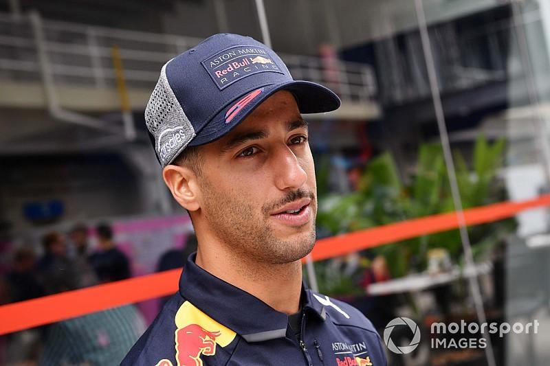Ricciardo perdió el sueño durante su problemático 2018