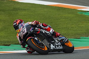 """Márquez: """"Que la nueva moto ya esté al nivel de la vieja es la mejor señal"""""""