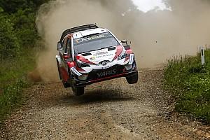 Tanak vola in vetta al Rally d'Australia e rientra in gioco per vincere il titolo!