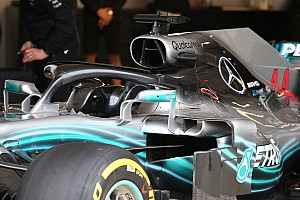 Photos - Les modifications techniques des F1 à Austin