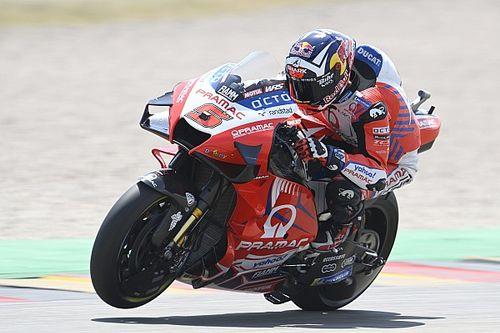 Zarco blij met MotoGP-pole in Duitsland, racetempo is vraagteken