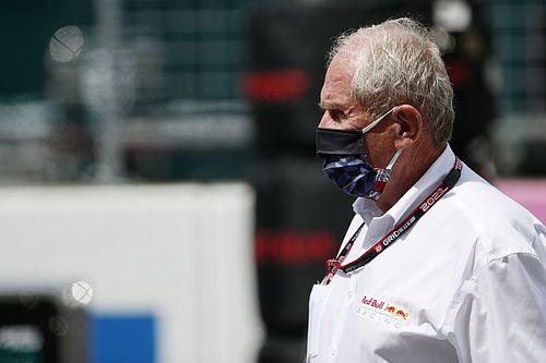 "F1 - Marko: ""Infelizmente Verstappen x Hamilton está virando Senna x Prost"""