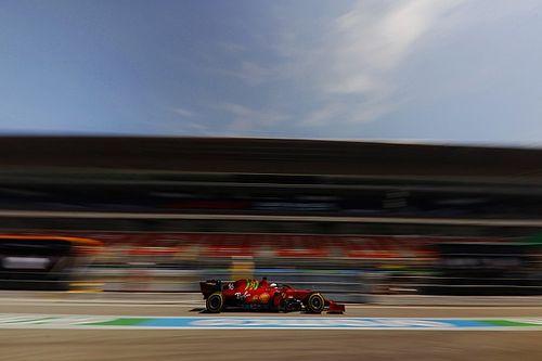 Indikasi Kecepatan Ferrari Mulai Terlihat