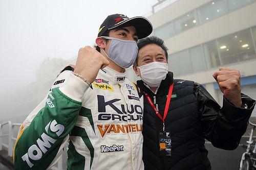 Autopolis Super Formula: Alesi wins truncated race