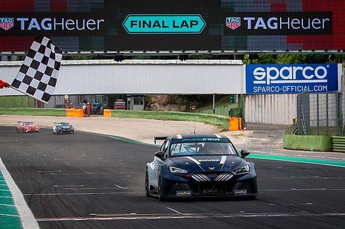 Mikel Azcona gewinnt für Cupra das erste Pure-ETCR-Event