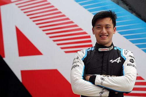 Zhou, favorito para ser piloto de Alfa Romeo en 2022