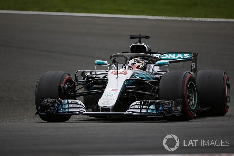 Hamilton: Monza não será tão difícil quanto Spa para nós