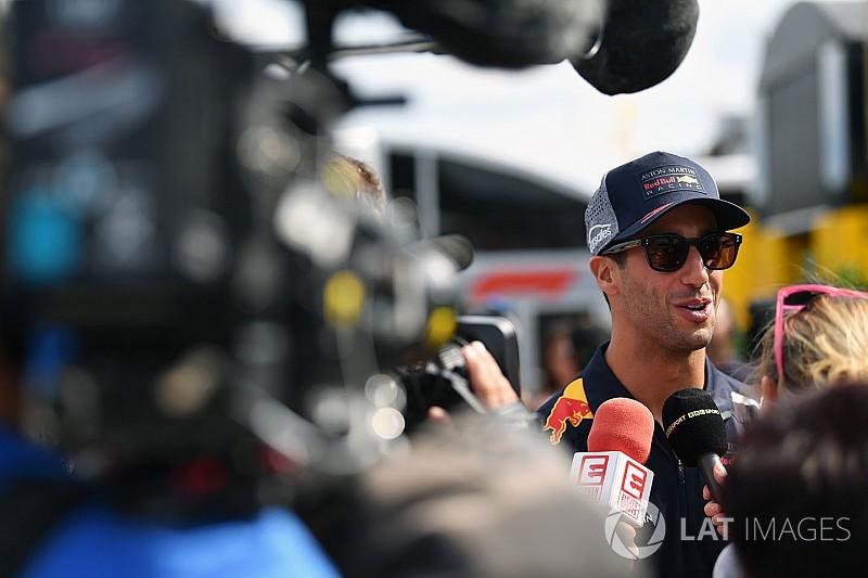 Ricciardo didn't buy Red Bull's Honda praise - Renault