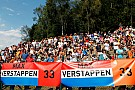 Formula 1 Belgian GP set for sell-out thanks to 'Verstappen effect'