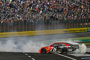"NASCAR Cup Breaking news Toyota on Truex's win: ""We knew tonight was coming"