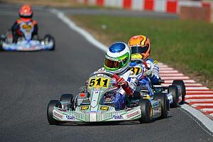 Kart Últimas notícias Sobrinho de Barrichello estreia no Skusa Supernationals