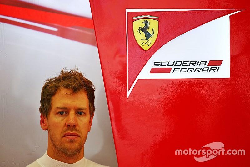 ベッテル「フェラーリの信頼性に懸念はない」