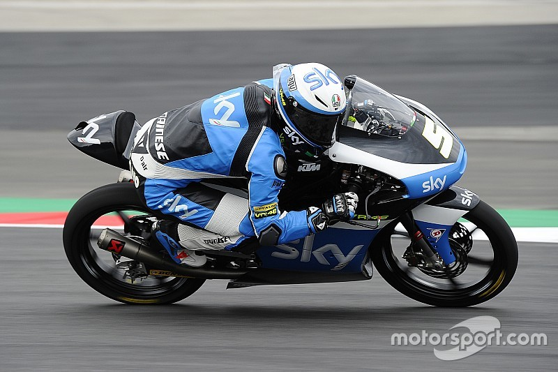 Fenati banned from racing in Austria by own team