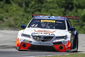 PWC Race report Eversley heads impressive Acura 1-2 at Road America