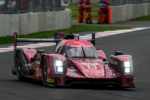Rebellion Racing wins LMP1 privateer at Mexico