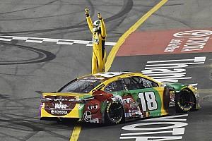 NASCAR Cup Gara Kyle Busch vince anche a Richmond: è il terzo successo di fila!