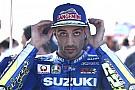 Suzuki: Iannone e Rins saltano il primo giorno di test per problemi fisici