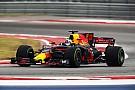 Formule 1 Ricciardo vise la victoire à Austin