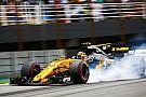 F1 Renault remontó a sus rivales pese a estar a años luz de ellos en 2016